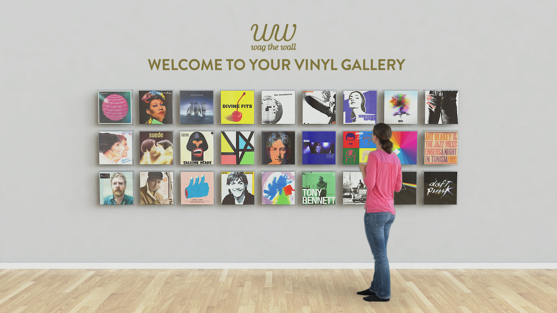 Welcome to your Vinyl Gallery